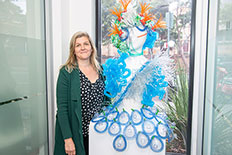 Surgical Artist in Residence sculpture unveiled