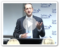 Sydney Innovation and Research Symposium 2015 - The Highlights