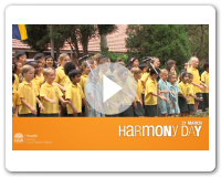 Harmony Day - March 2014
