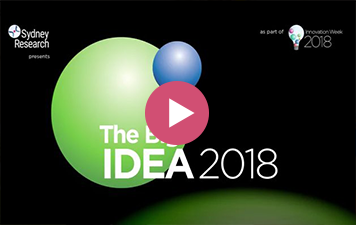 The Big Idea 2018