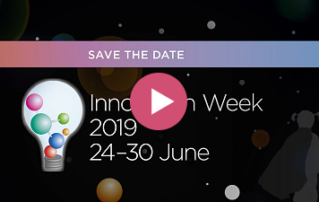 Innovation Week 2019 – Save The Date!