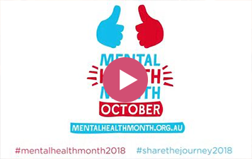 Time to talk about mental health