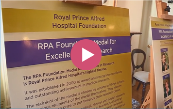 2019 RPA Foundation Research Medal highlights