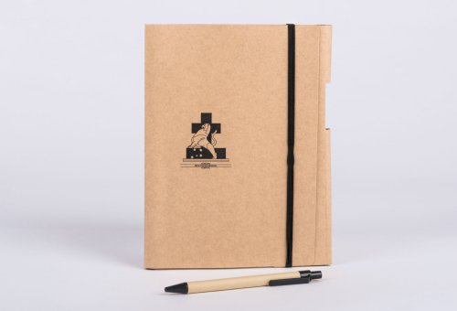 Notebook - Brown $8