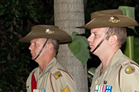April 2015 - ANZAC Centenary Dawn Service