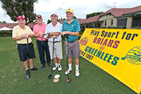 February 2015 - Concord Cancer Centre Commanders Cup Charity Golf Day