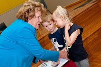 November 2015 - Inner West Sydney Child Health and Wellbeing Plan Launch