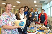June 2016 - Australia's Biggest Morning Tea, Sydney Dental Hospital