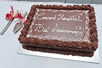 August 2016 - Concord Hospital's 75th Anniversary Hall of Fame