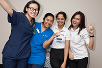 May 2016 - International Nurses and Midwives Day, Balmain