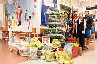December 2017 - Christmas at Canterbury Hospital