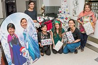 December 2017 - Christmas at Sydney Dental Hospital