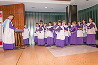 December 2017 - St Andrew's Catherdral School Choir