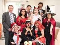November 2017 - Halloween at Sydney Dental Hospital