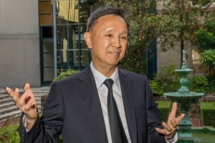 March 2018 - Farewell to Dr Kenneth Lee