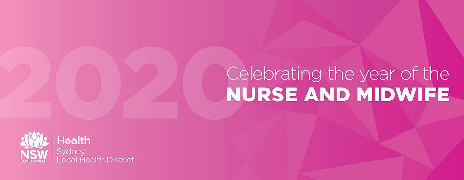 2020 International Year of the Nurse and Midwife