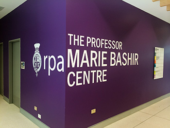 RPA welcomes The Professor Marie Bashir Centre