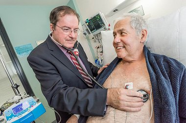 Royal Prince Alfred Hospital cardiologist Professor Anthony Keech has been awarded RPA Foundation's top prize, the coveted Research Medal for excellence in medical research.