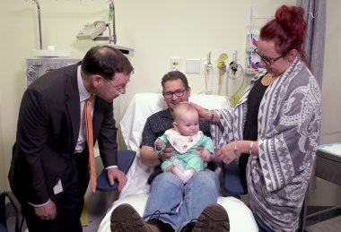 World first breakthrough for haemophilia at RPA