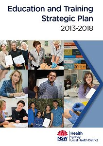 Education and Training Strategic Plan 2013-2018