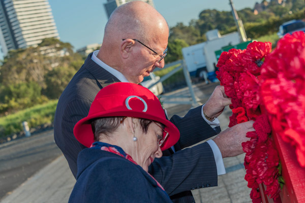 Commemorating the centenary of ANZAC