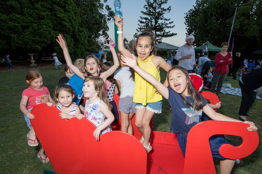 Christmas cheer with Carols at Yaralla