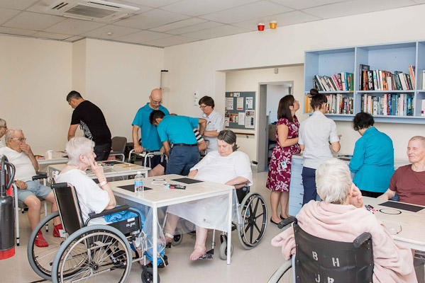 March Arts at Balmain Hospital