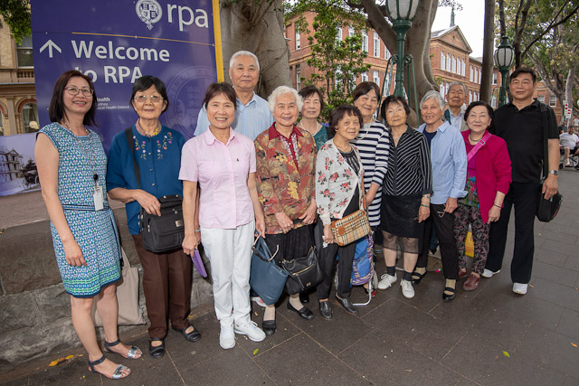RPA opens its doors to the community