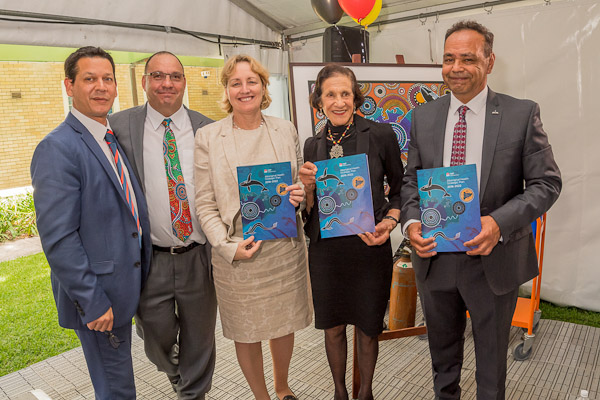 Aboriginal Health Strategic Plan launch