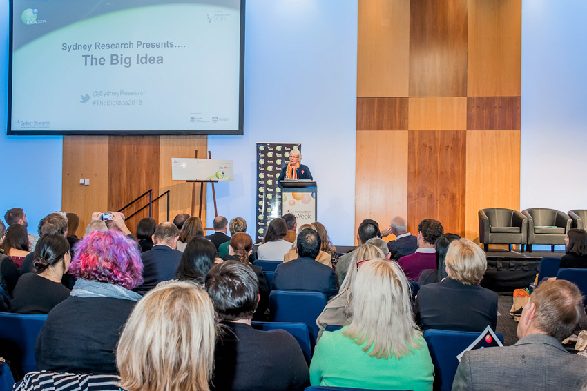 Innovation Week 2018: The Big Idea