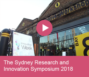 The Sydney Research and Innovation Symposium 2018